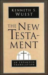 The New Testament - 2849499888