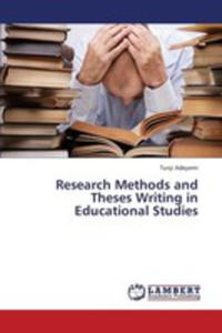 Research Methods And Theses Writing In Educational Studies - 2857124414