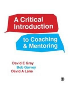 A Critical Introduction To Coaching And Mentoring - 2840411341