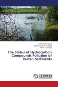 The Status Of Hydrocarbon Compounds Pollution Of Water, Sediments - 2860621759