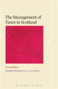 The Management Of Taxes In Scotland - 2849939832