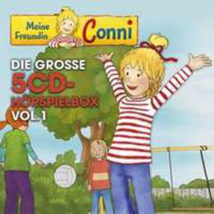 Die Grosse 5-cd Hoerspiel - 2842406760
