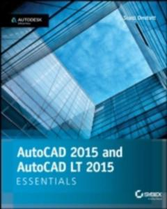 Autocad 2015 And Autocad Lt 2015 Essentials - 2840041229