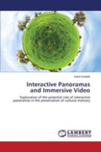 Interactive Panoramas And Immersive Video - 2857251196