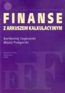 Finanse Z Arkuszem Kalkulacyjnym. - 2839280563