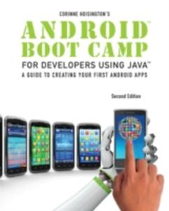 Android Boot Camp For Developers Using Java, Comprehensive - 2839999046