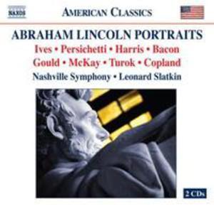 Abraham Lincoln Portraits - 2839267823