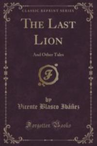 The Last Lion - 2852975743