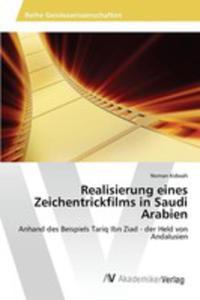 Realisierung Eines Zeichentrickfilms In Saudi Arabien - 2857250339