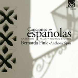 Canciones Espanolas - 2839316505