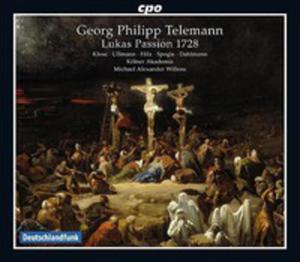 Telemann: Lukas Passion 1728 - 2839322330