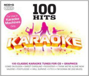 100 Hits Karaoke - 2839316588