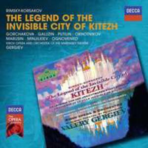 Rimsky - Korsakov: The Legend (Decca Opera) - 2839281087