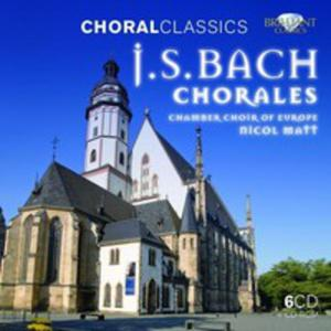 Choral Classics: Bach: Chorales - 2839279818