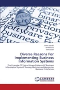 Diverse Reasons For Implementing Business Information Systems - 2857157385