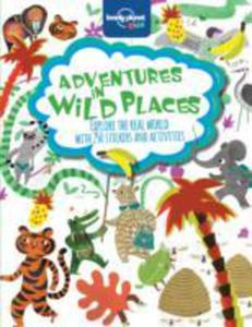 Adventures In Wild Places, Activities And Sticker Books - 2852239415