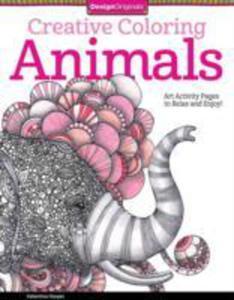 Creative Coloring Animals - 2840082137