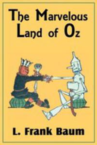 The Marvelous Land Of Oz - 2849957201
