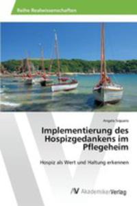 Implementierung Des Hospizgedankens Im Pflegeheim - 2857255367