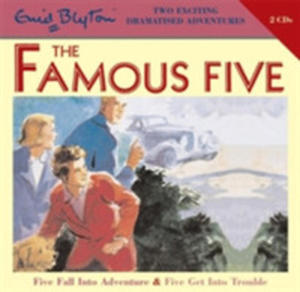 Five Fall Into Adventure & Five Get Into Trouble - 2848643914