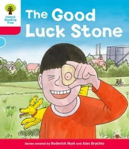 Oxford Reading Tree: Decode And Develop More A Level 4: The Good Luck Stone - 2870625868