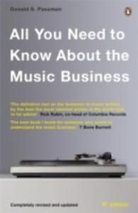 All You Need To Know About The Music Business - 2840025836