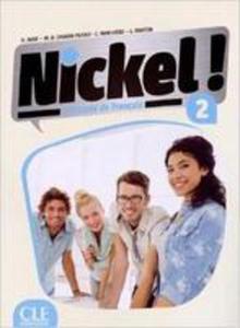 Nickel 2 Podręcznik + Płyta Dvd Rom - 2840184132