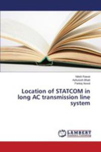 Location Of Statcom In Long Ac Transmission Line System - 2857257170