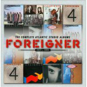 Complete Atlantic Albums 1977 - 1991 - 2840048728