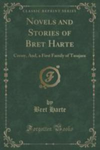 Novels And Stories Of Bret Harte - 2852954312