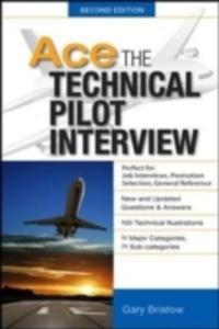 Ace The Technical Pilot Interview - 2844428233