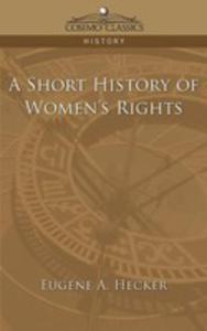 A Short History Of Women's Rights - 2849004752