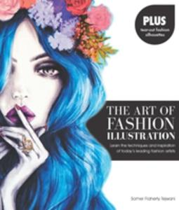 The Art Of Fashion Illustration - 2848625605