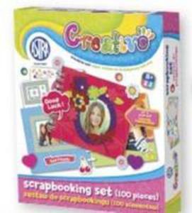 Creativo - Zestaw Do Scrapbookingu Astra - 2840174987