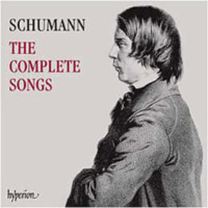 Schumann: The Complete Songs - 2839270065
