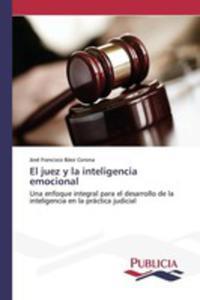 El Juez Y La Inteligencia Emocional - 2853024803