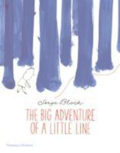 The Big Adventure Of A Little Line - 2840259764