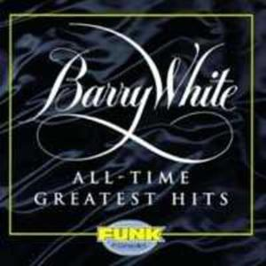 Barry White - All Time Greatest - 2839190406