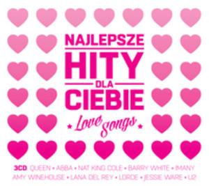 Najlepsze Hity Dla Ciebie - Love Songs - 2840331423