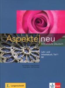 Aspekte Neu B2 Mittelstufe Deutsch Lehr- Und Arbeitsbuch + Cd Teil 1