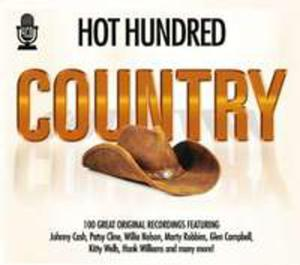 Hot Hundred - Country / RÓŻni Wykonawcy (Uk) - 2840053653