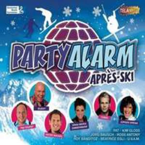 Party Alarm Apres Ski - 2840098627