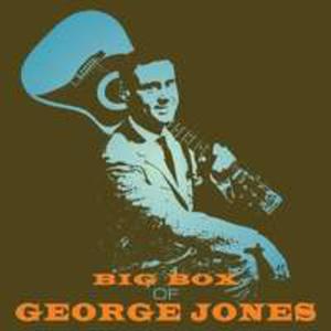 Big Box Of George Jones - 2840232914
