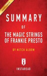 Summary Of The Magic Strings Of Frankie Presto - 2852921507