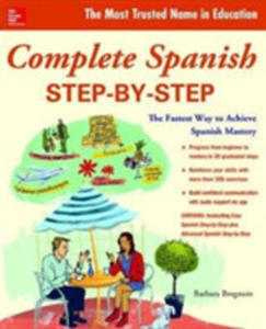 Complete Spanish Step-by-step - 2840431766