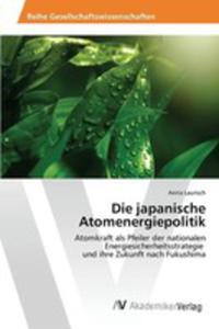 Die Japanische Atomenergiepolitik - 2861254262