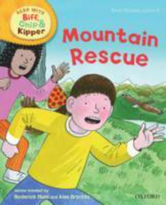 Oxford Reading Tree Read With Biff, Chip, And Kipper: First Stories: Level 6: Mountain Rescue - 2848176070