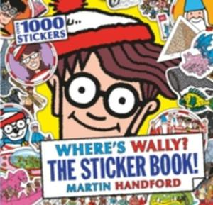 Where's Wally? The Sticker Book! - 2849928387