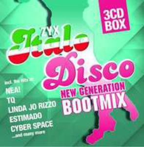 Italo Disco New Generatio - 2848652950