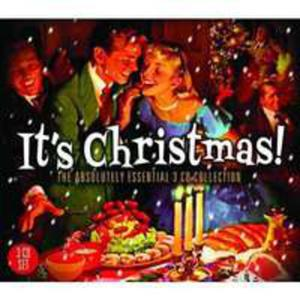 It's Christmas! The Absolutely Essential 3 Cd Coll - 2839730230